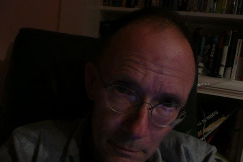 A picture of William Gibson